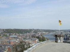 View from the Citadel of Namur travel-and-places