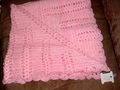 Free Easy Baby Crochet Patterns | HAND CROCHETED BABY BLANKETS | Crochet For Beginners