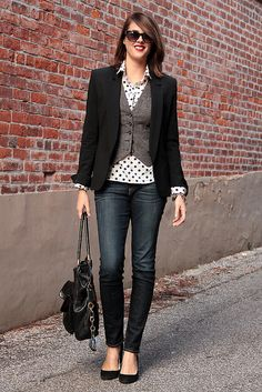 What I Wore: Election Day by What I Wore, via Flickr