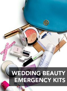 What to pack to look beautiful all day   Brides.com