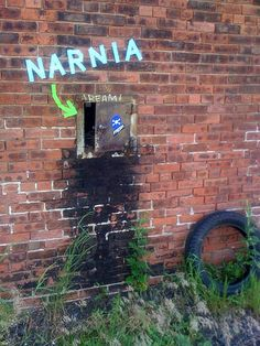 narnia by d.billy