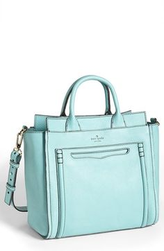 kate spade new york 'claremont drive - marcella' crossbody tote, large Blue Yonder