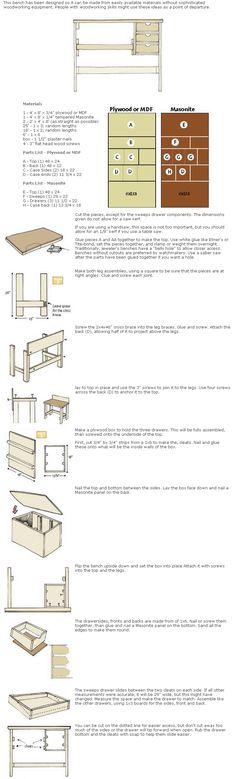 Building your Own Basic Jewelers Bench