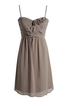 bell robe, chiffon dress