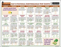 May is National #Mediterranean Diet Month! too bad this isn't May haha oh well September is coming up!