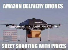 Amazon Delivery Drones |  Stix Blog