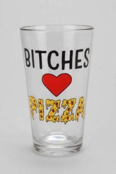 Jokes On Pint Glass