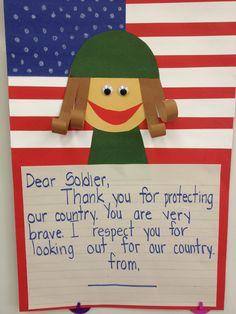 Veterans Day activity!
