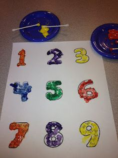 Tons of Fine Motor Skill activities.