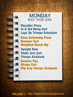 Great blog with inspirational sayings to keep you motivated. FREE WORKOUTS TOO!