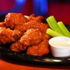Weight Watchers Buffalo Chicken Wings Recipe