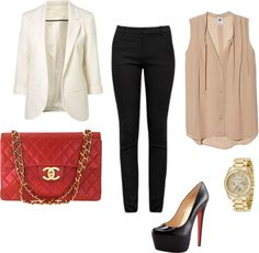 Business Casual - just how I like it!