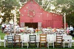 47 Ways to Have an Almost Free Wedding...some really great ideas!