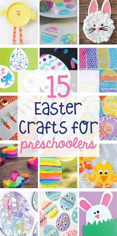 15 Easter Crafts for