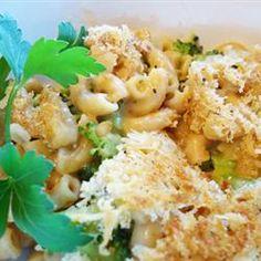 delici food, cook, fashion mac, chees allrecipescom, eat, casserol recip, yummi, pasta, key ingredi