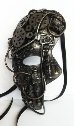 steam punk mask