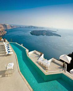 Emmy DE * Hotel Grace, Santorini, Greece