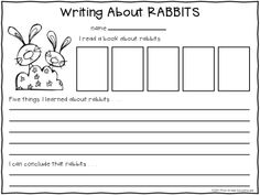 Spring Writing for Second Graders. Variety of spring writing activities especially created for second grade.
