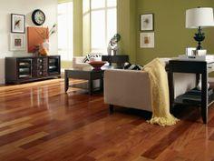 Hardworking Hardwood - 10 Rich and Durable Hardwood Flooring Options for Less       on HGTV