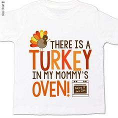thanksgiving big brother to be shirt turkey in by zoeysattic, $16.50