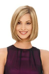 Estetica Design JAMISON CLASSIC A-LINE BOB W/ SIDE Womens Wig R12-26CH Color by Estetica Design. $129.99. Full wigs, Estetica. Womens hair, Beauty. authentic, wig, wigs. Front Lace Line