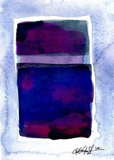 Abstraction Series . 207 ... Original by KathyMortonStanion