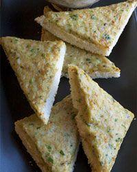 Shrimp Toast Recipe on Food & Wine