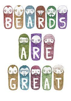 beard <3