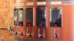 Philly Bar with self serve iPad taps... Really?!