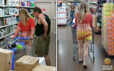 People of Walmart...