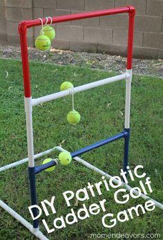 Ladder ball