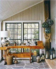 Like these sunroom windows