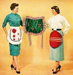 I love aprons!!!