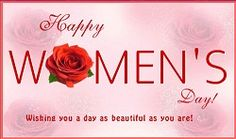 Convey Your Love and Appreciation to Your Special Woman on This Women's Day
