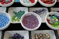 Image detail for -Create beaded yard art with a variety of beads.