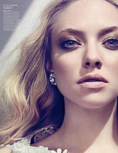 Amanda Seyfried for W Korea February 2012 by David Slijper