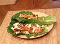 Creole Fish Lettuce Wraps / Paleoso