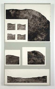 Llyn Foulkes - Exhibition - Andrea Rosen Gallery