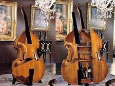 cello wine holder
