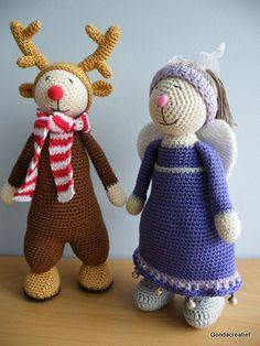Knittings and crochet works on Pinterest Haken, Ah Tas ...