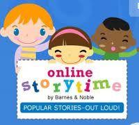 Barnes & Noble Online Storytime
