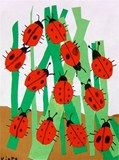 ladybugs - integrate with Eric Carle