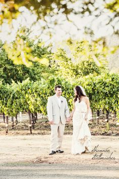 Wedding Photography at St. Francis Winery