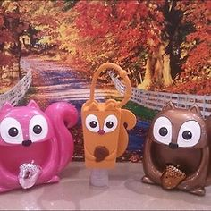 Our #FragranceFans are NUTS for fall! <3