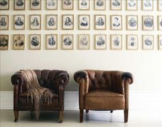 25 Cool Ideas To Display Family Photos On Your Walls   Shelterness