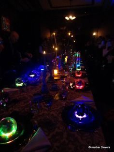 Dining in Disneyland: Marc Davis Centennial Dinner INSIDE the Haunted Mansion   the disney food blog