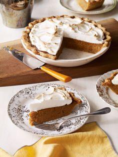 Bourbon Sweet Potato Pie #thanksgiving #dessert #sides #holiday #family