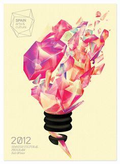 Spain Arts & Culture Poster