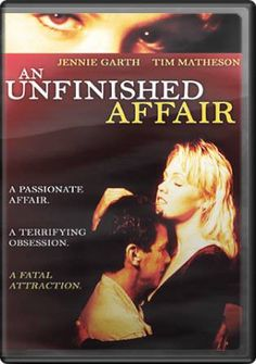 """""""An unfinished affair."""" very twisted!"""