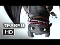 OMG SO EXCITED How to Train your Dragon 2 Trailer!!!!!!!!!!